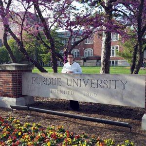 Nils Lüpkes, Purdue University 2012