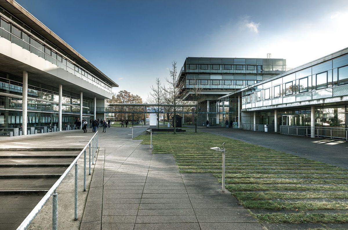Campus der Fachhochschule Westküste (Foto: FH Westküste)